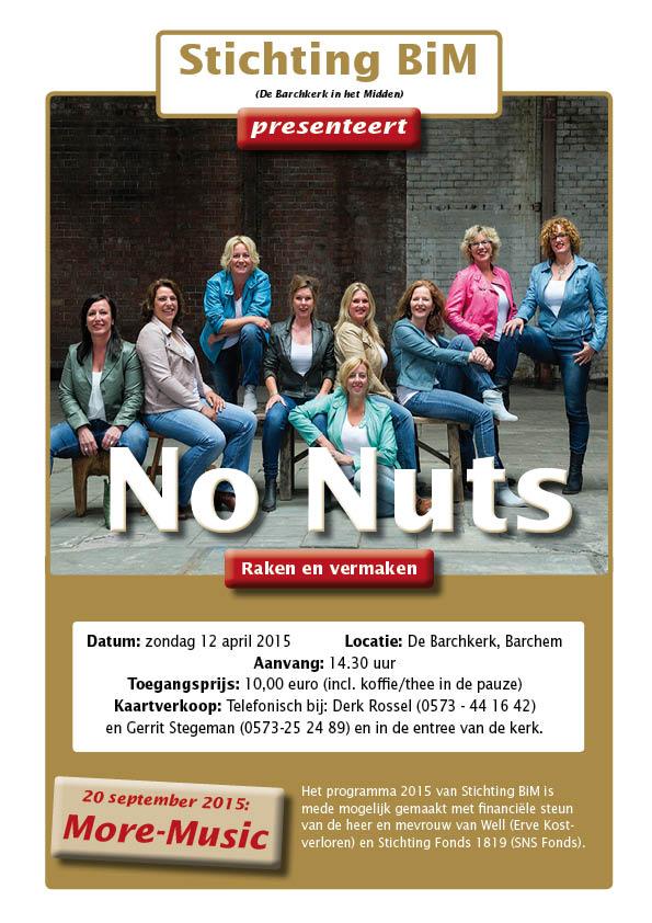 flyer no nuts